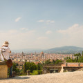 Florence (vue de San Miniato) - Toscane - Italie - 2015 - © All rights reserved by Laurent Dubois