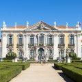 Le palais royal de Queluz (Palácio Real de Queluz) est un château portugais du XVIII siècle situé à Queluz - Lisbonne - Portugal - 2017 - © All rights reserved by Laurent Dubois.