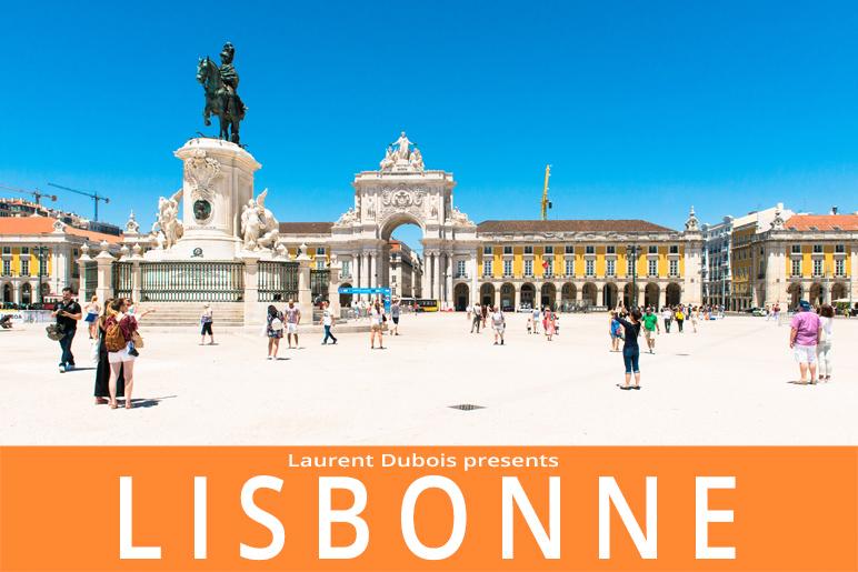 Place du commerce - Lisbonne - Portugal - 2017 - reportage photos - Laurent Dubois